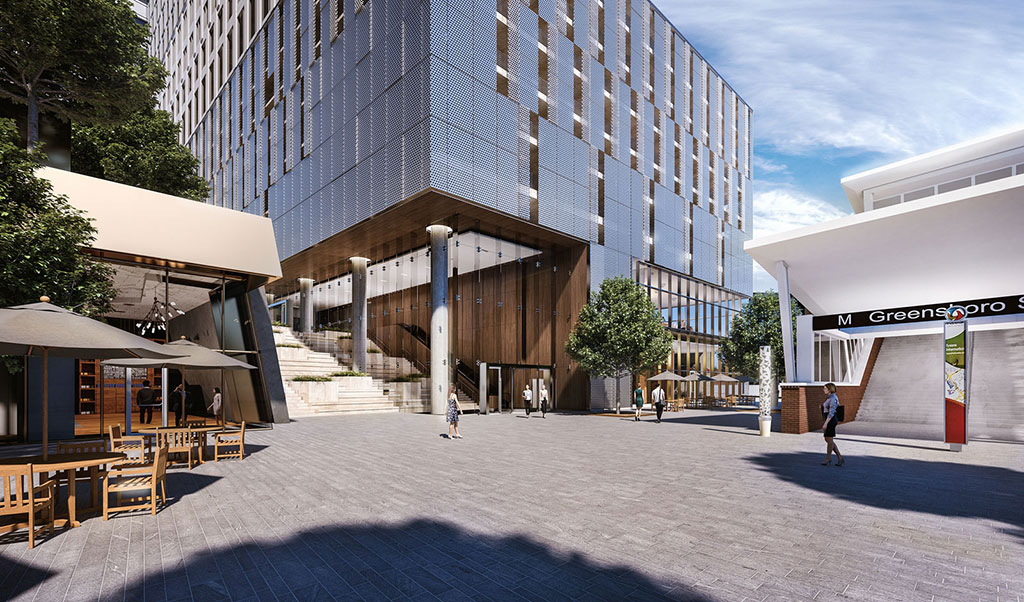 25-story speculative office project to begin construction in Tysons