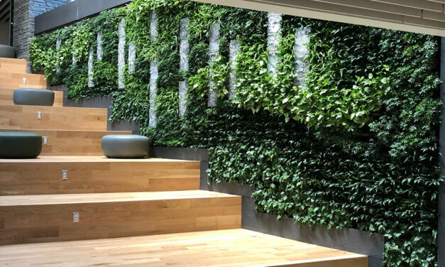 GSky® supplies Versa Wall® Indoor Living Wall to Maryland's Universities at Shady Grove