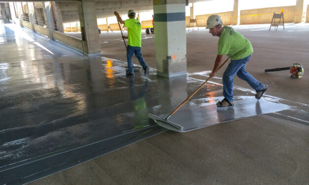 Basic deck coating system terms can help facility managers make better maintenance decisions