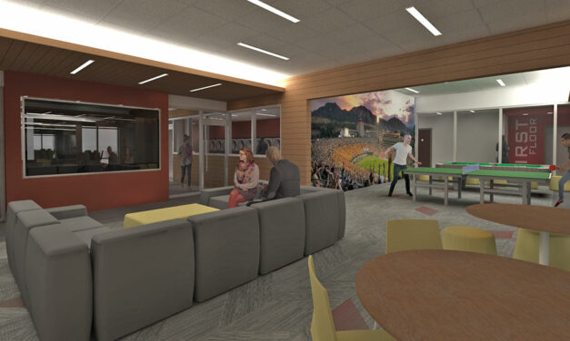 Designated space for student gamers important element in today's student housing designs