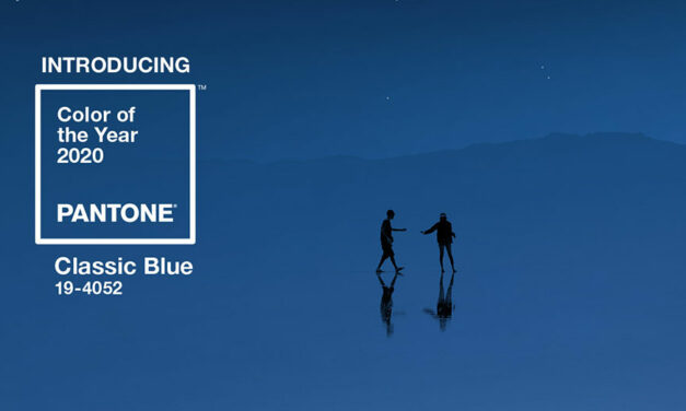 Announcing the PANTONE Color of the Year 2020: PANTONE 19-4052 Classic Blue
