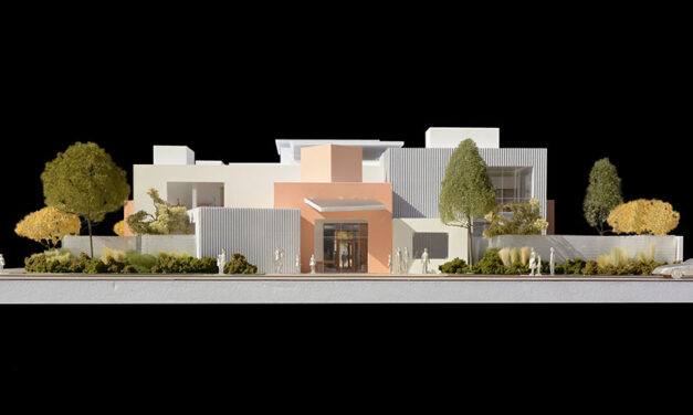 Frank Gehry's new landmark building for Children's Institute to break ground tomorrow