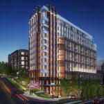 KTGY Architecture + Planning designs high-rise apartments in Arlington, Va.