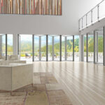 NanaWall announces new slim, thermally efficient folding glass wall system