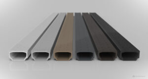 TGI®-Spacer M is a warm edge plastic hybrid stainless steel spacer which improves thermal performance and condensation resistance of an insulating glass unit. It also provides structural performance and IG seal durability. It allows for more glazing without taking an energy, comfort or indoor air quality penalty. 6 color choices are available, and can be used in bent glass and radius shapes. It reduces the overall fenestration u-value, which increases the energy efficiency for the lifecycle of the building. It received the Cradle to Cradle Institute's Platinum Level Material Health Certificate. Find out more about how to specify at www.spectheedge.com