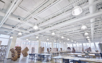 International Living Future Institute honors Armstrong Ceiling & Wall Solutions with Manufacturer Visionary Award