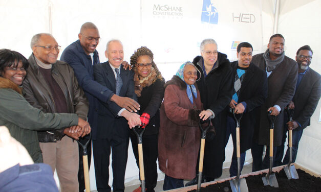 Living Building Pilot Project breaks ground in Chicago