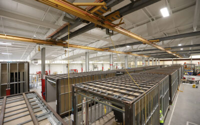 Z Modular expands annual production capacity with new automated manufacturing facility in Killeen, Texas