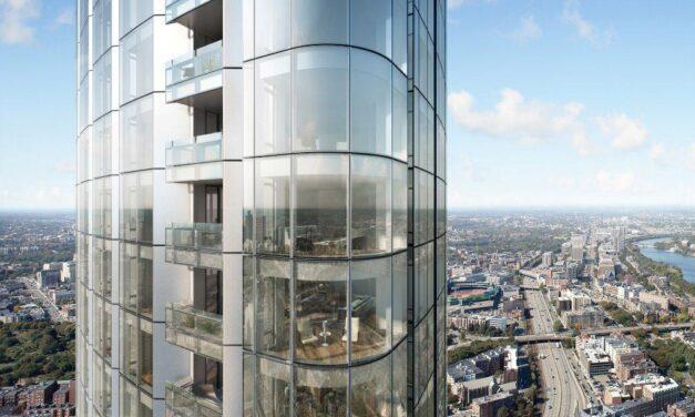 PPG DURANAR XL coatings add subtle elegance to Boston's newest skyscraper