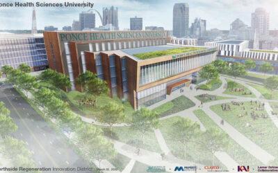 Ponce Health Sciences University announces plans to build $80 million medical school campus