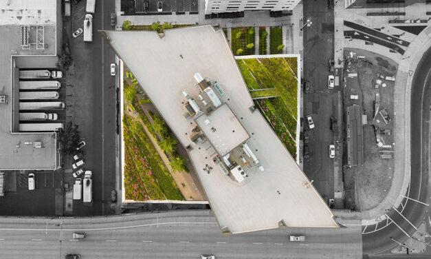 Skylab-designed mixed-use YARD in Portland, Oregon
