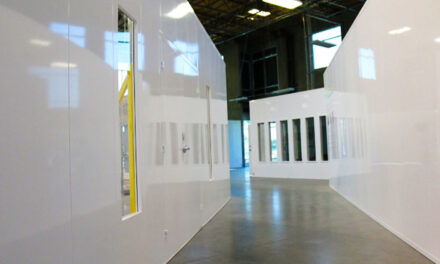 McCain Manufacturing responds to COVID-19 with quick-install containment walls