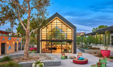 Studio One Eleven designs innovative community centers at Orange County Great Park