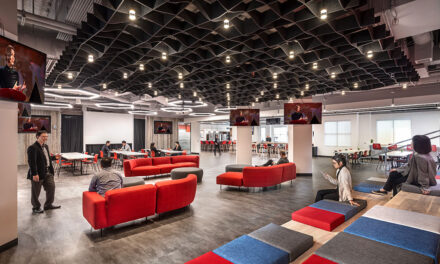 Toyota Research Institute's Los Altos headquarters balances technology and warmth