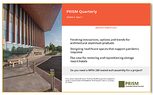 January – March PRISM 2020 EDITION