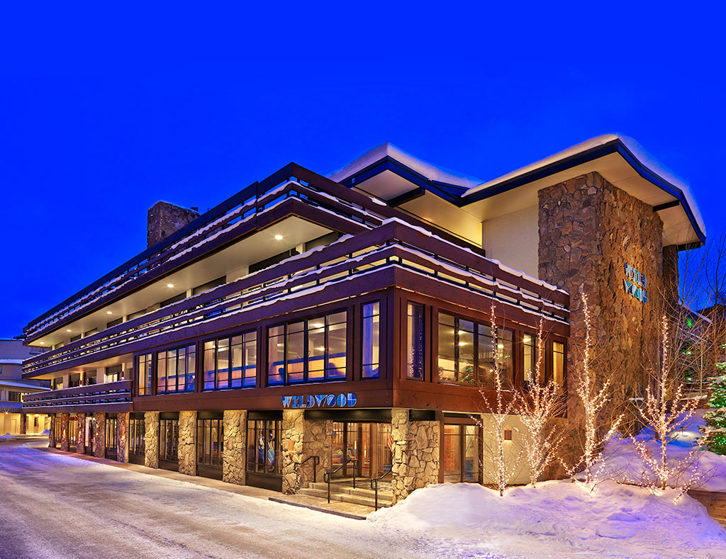 Wildwood Snowmass in Colorado. Photo by Michel Verdure Jason Dewey, courtesy of OZ Architecture