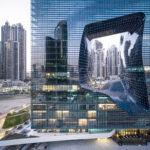 ME Dubai hotel at the Opus