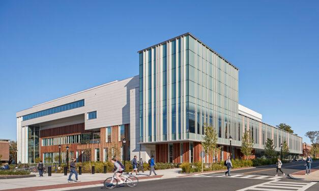 University of Connecticut Student Recreation Center