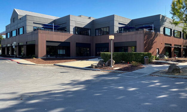 Mountain View Corporate Center features Linetec's Copper Anodize