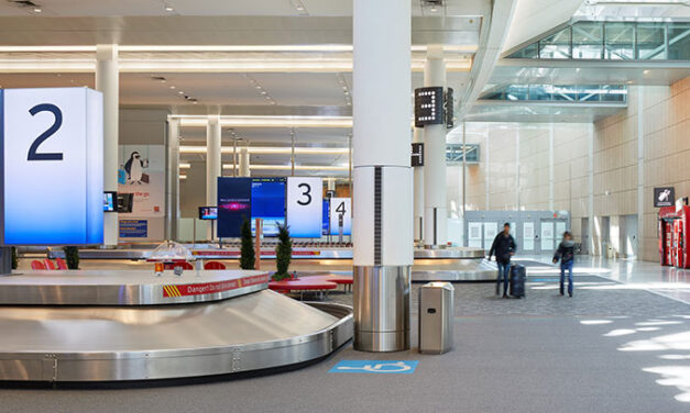 Healthy airports: What terminals will look like post-pandemic
