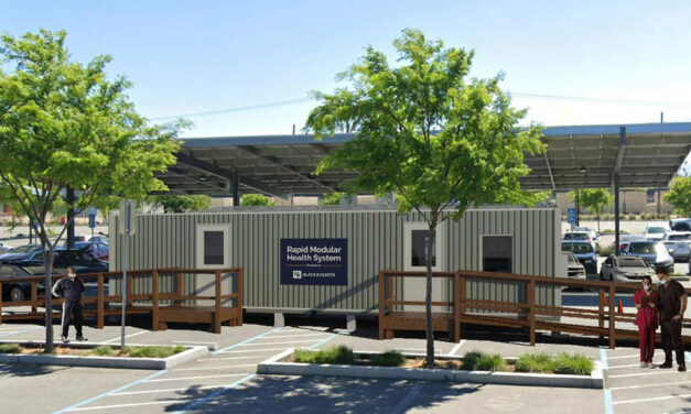 Midwest health system deploys Black & Veatch's Rapid Modular Health System to combat COVID-19