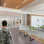 Construction underway on $27 million Botany Building renovation at UCLA