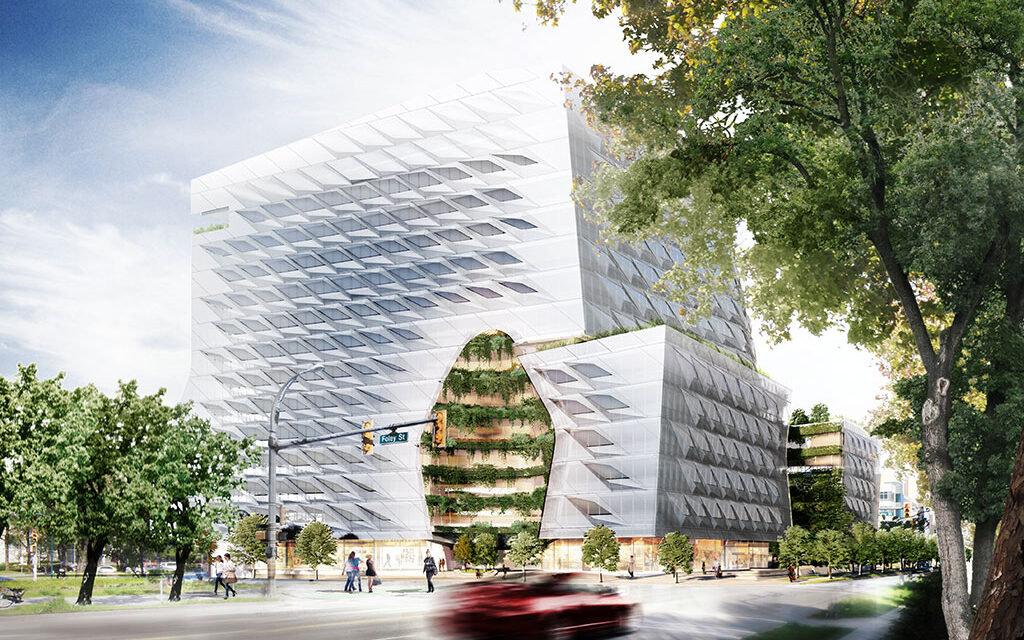 Morphosis to design new lululemon Store Support Centre in Vancouver