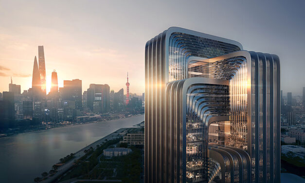 Zaha Hadid Architects to build CECEP's new Shanghai headquarters