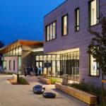 Half Moon Bay Library in California