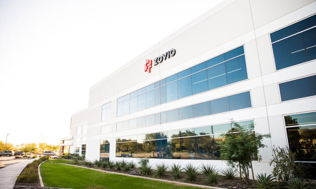 Zovio's Chandler HQ wins 2020 AZ RED Award for Office Interiors Project of the Year