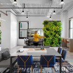 M Moser Associates 'Living Lab' reimagines the workplace with high-performance technology, enhanced collaboration and flexibility