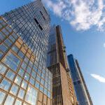 PPG CORAFLON powder coatings reflect industrial heritage of 55 Hudson Yards