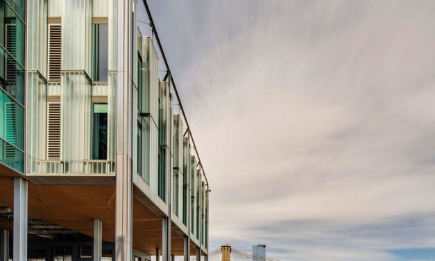 New York's Pier 17 revitalized and resilient with façade featuring RHEINZINK prePATINA panels