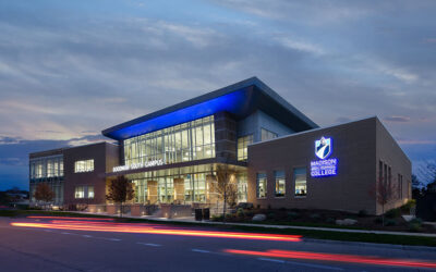 Madison College brings the natural environment indoors