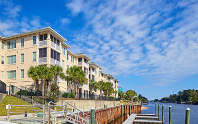 Reclad with StoTherm ci solves water intrusion problems for North Myrtle Beach condo community
