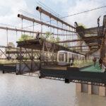 DXA studio reimagines the Brooklyn Bridge