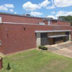 Western Specialty Contractors restores Millington High School gym façade in Tennessee