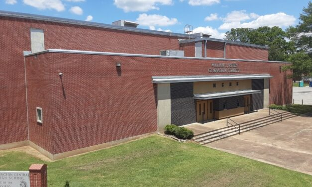Western Specialty Contractors restores Millington High School gym façade in Tennessee