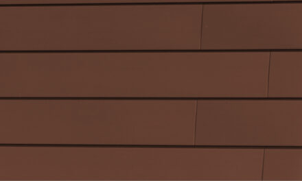 New RHEINZINK-PRISMO architectural zinc launched in six color-coated options for roofing, façade and wall cladding
