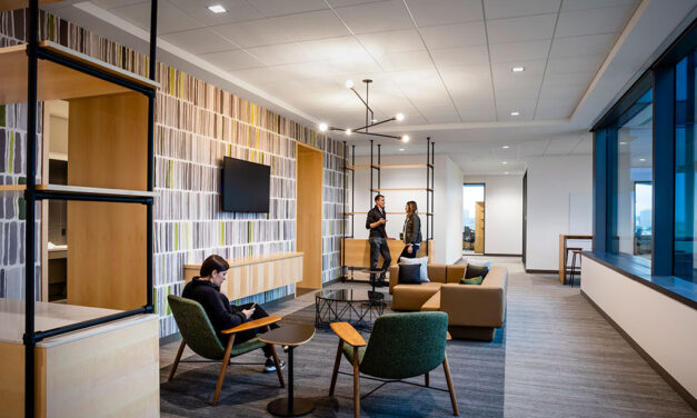 Pioneer Natural Resources' new headquarters supports creativity, comfort and sustainability