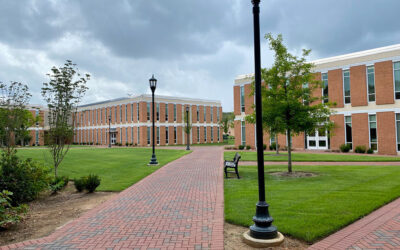 Woolpert renovation of University of North Carolina Charlotte Academic Complex complete