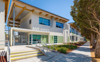 Albany Middle School earns California's highest distinction for sustainable schools