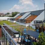 Architectural zinc façade and wall cladding systems offer sustainable advantage