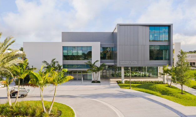 Christine E. Lynn University Center brings acoustic comfort to students