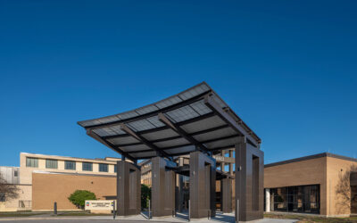 New medical and veterinary facilities at Tyndall Air Force Base awarded LEED Silver