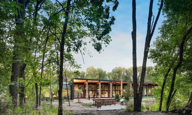 HGA-designed Westwood Hills Nature Center in St. Louis Park, Minn., on track to achieve Zero Energy Certification