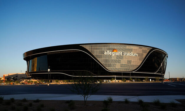 State-of-the-art Allegiant Stadium kicks off with PPG coatings