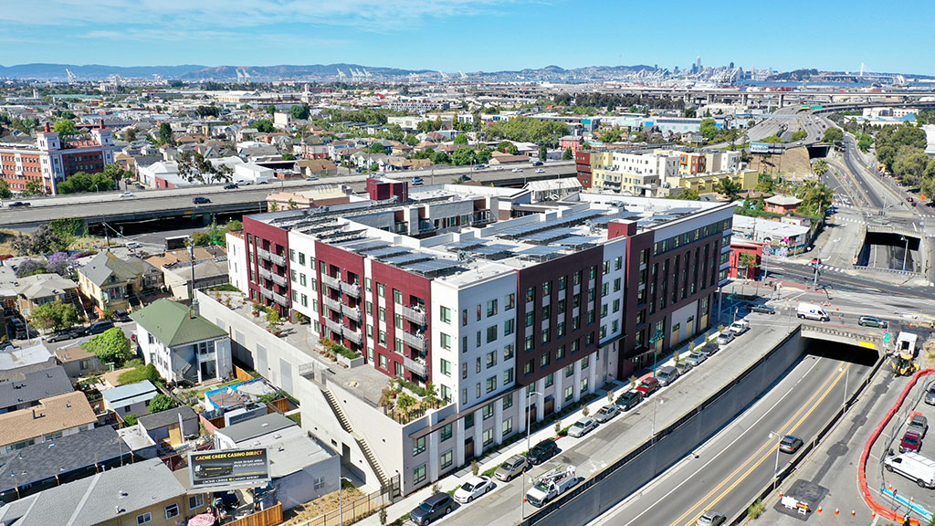 EAH Housing announces the opening of Estrella Vista, a KTGY-designed transit-oriented affordable housing community