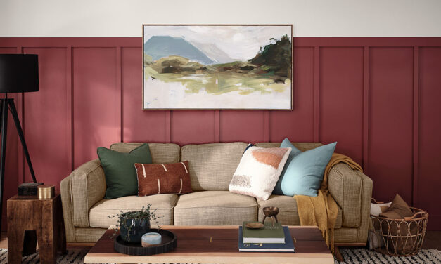 HGTV HOME® by Sherwin-Williams announces its 2021 Color Collection of the Year