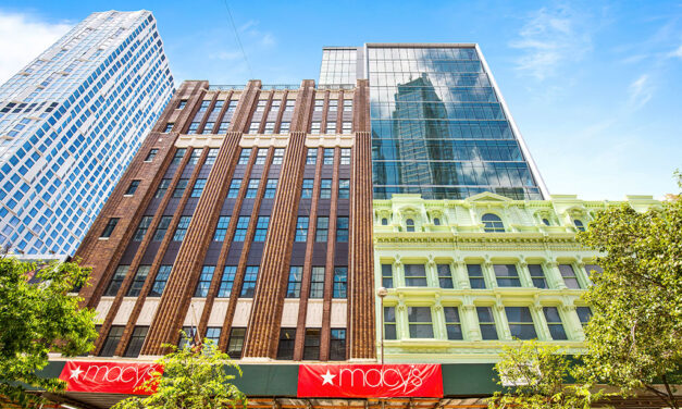Macy's New York historic façade refreshed with windows finished by Linetec